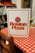 """Boston Pizza Restaurant"""