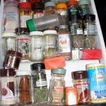 Spice Drawer #1