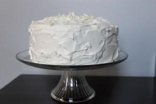 Salvaged Cake