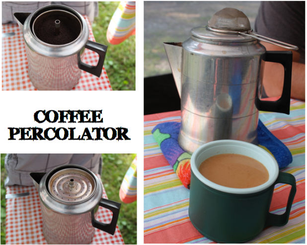 Old Fashion Coffee Percolator