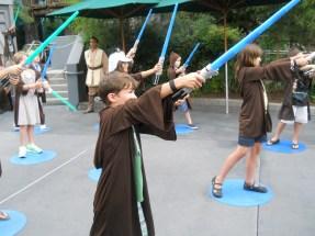 Jedi Training