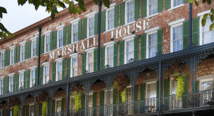 The Marshall House