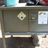 bear locker