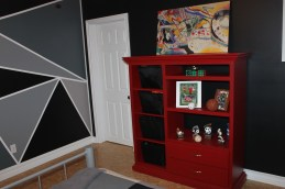 Contemporary Boy's Room
