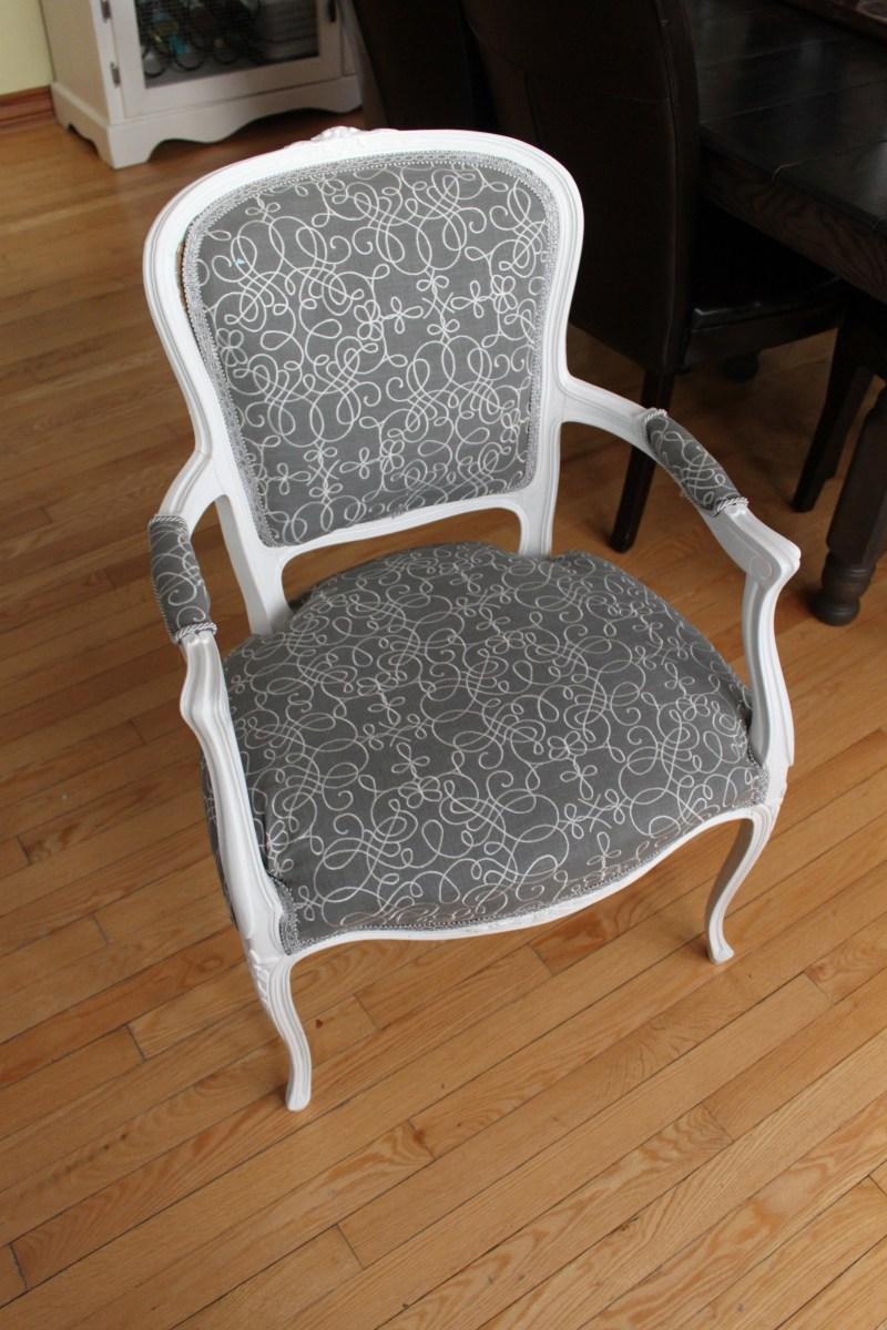 curb side rescue chair