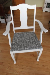 chair from dining room set