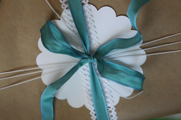 """How to Create a gift with a """"Lovely Layered Look"""""""