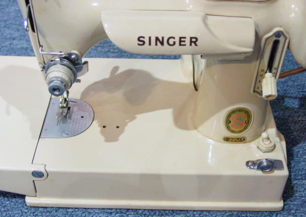Very Old Pedal Singer Sewing Machines