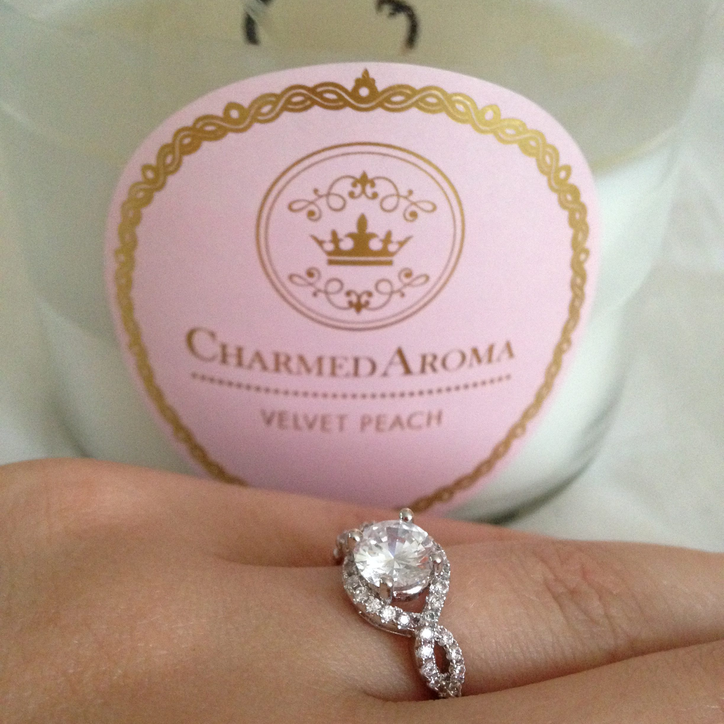 Charmed Aroma Candles Part 3 - Cindy\'s Cute Corner