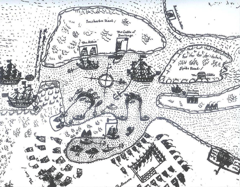 Pirates Amp Privateers Baltimore Ireland 20 June