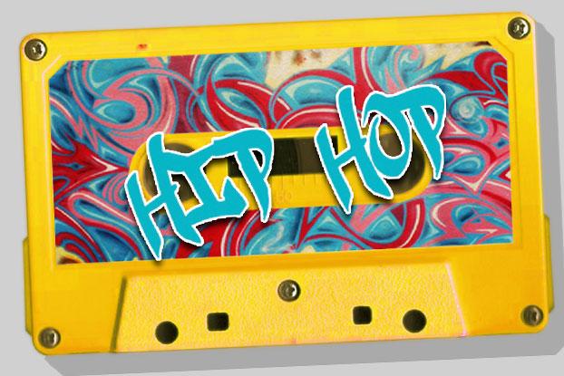 "Cassette ""Hip Hop"""