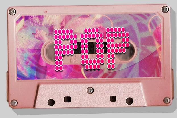 """Cassette """"Pop"""""""