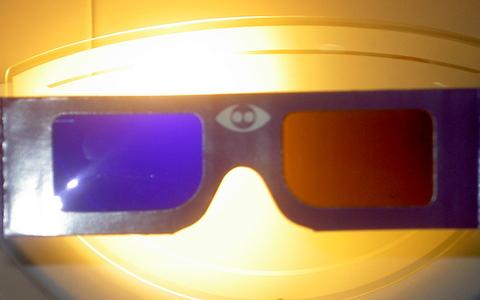 Gafas Colorcode 3D