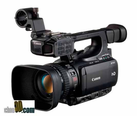 Nueva cámara FullHD de Canon, la XF105