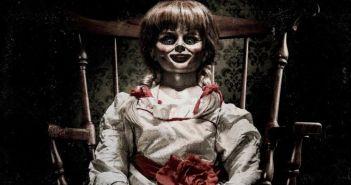 Nueva imagen de Annabelle 2, desde la intimidad de su cama…