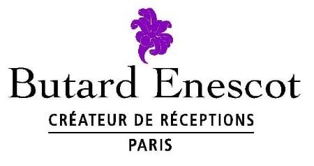 logo Butard Enesco créateur de reception Paris