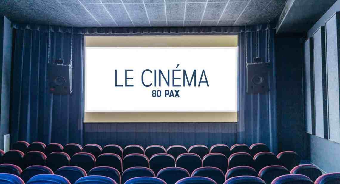 Cinéma - Aquarium de Paris