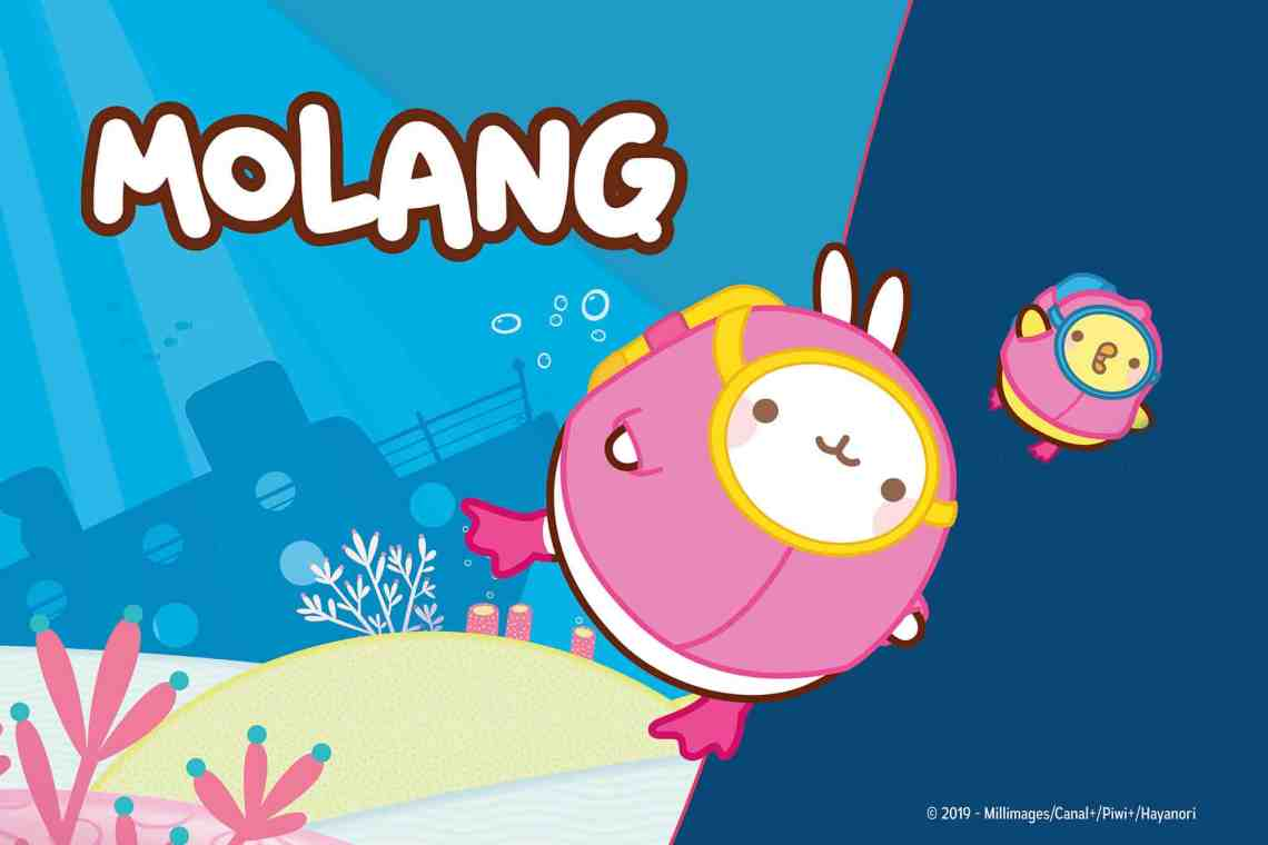 Exposition Molang préserve l'océan - Aquarium de Paris