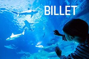 Billetterie Aquarium de Paris