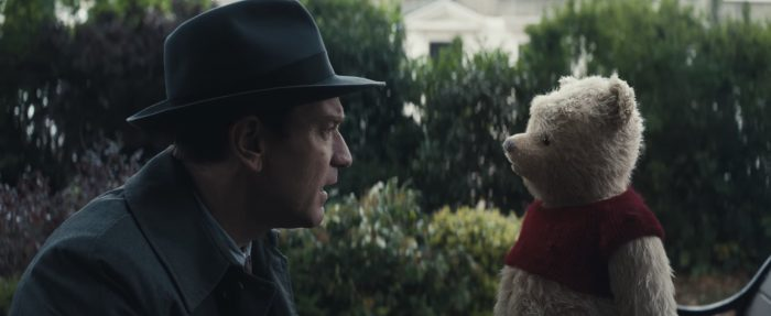 Pooh Christopher Robin Live Action