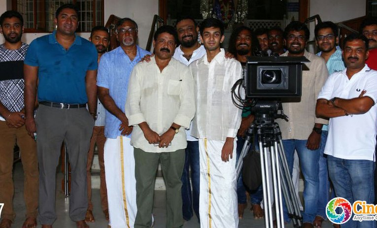 Thala 57 begins with a pooja
