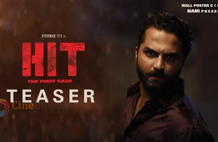 HIT Movie Teaser (Telugu)