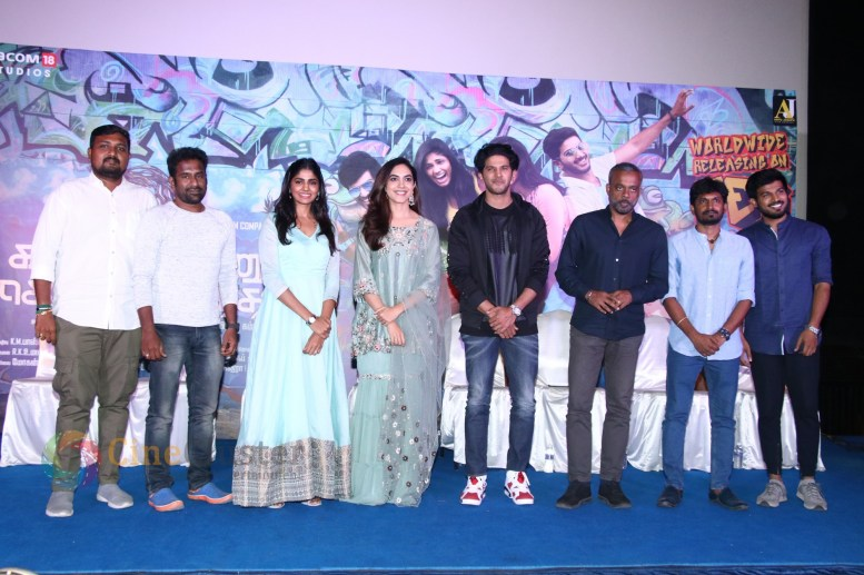 Kannum Kannum Kollaiyadithaal Press Meet Stills (18)