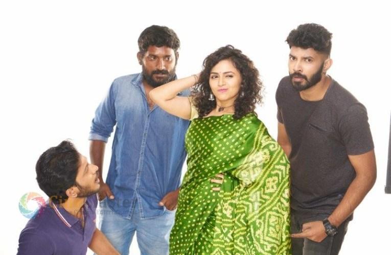 Velvet Nagaram Movie Stills