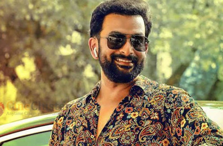 Will Prithviraj do a direct Tamil movie soon?