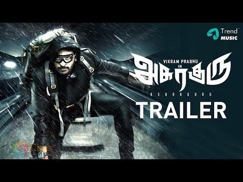 Asuraguru Tamil Movie Trailer #2