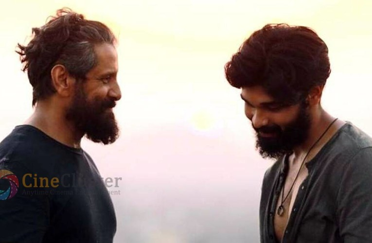 Dhruv Vikram's gift for his daddy