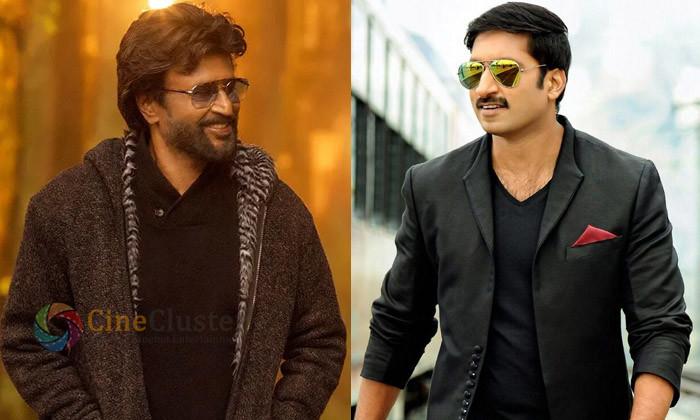 Telugu actor denies acting in Rajini's next film