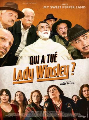 Lady Winsley, une romancière américaine, est assassinée sur une petite île turque. Le célèbre inspecteur Fergan arrive d'Istanbul pour mener l'enquête. Très vite, il doit faire face à des secrets bien gardés dans ce petit coin de pays où les tabous sont nombreux, les liens familiaux étroits, les traditions ancestrales et la diversité ethnique plus large que les esprits.  Film turc de Hiner Saleem, sorti en France le 2 janvier 2019, avec Mehmet Kurtuluş, Ezgi Mola et Ahmet Uz.  LIRE LA CRITIQUE