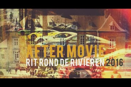 After movie Rit Rond de Rivieren 2016