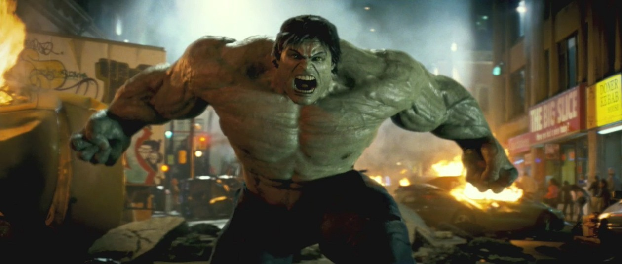 Resultado de imagen de hulk 2008 no
