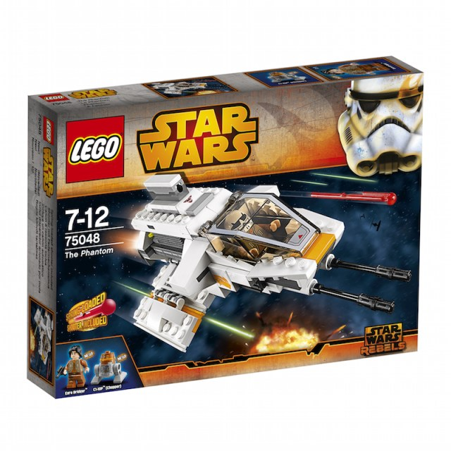 lego star wars phantom