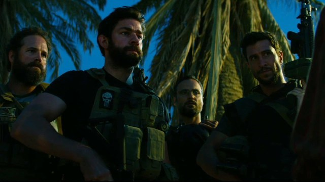 Segundo trailer de 13 HOURS: THE SECRET SOLDIERS OF BENGHAZI de Michael Bay
