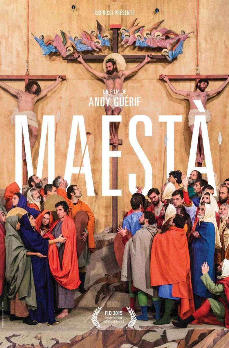 Maestà, la Pasión de Cristo