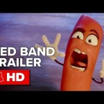 Trailer con palabrotas de SAUSAGE PARTY con Seth Rogen y James Franco