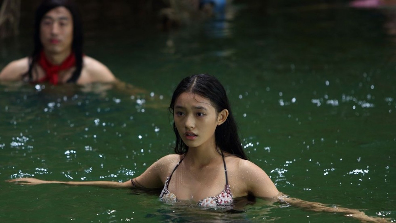 the mermaid stephen chow