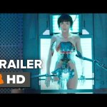 Trailer de GHOST IN THE SHELL con Scarlett Johansson