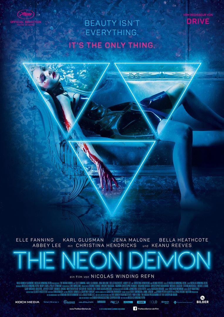Pelicula Porno Deseo Inmortal especial nicolas winding ref: the neon demon - cine en serio