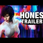 Un rato de risas con el Honest Trailer de GHOST IN THE SHELL (2017)