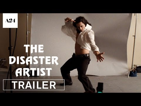 Trailer definitivo de THE DISASTER ARTIST dirigida y protagonizada por James Franco