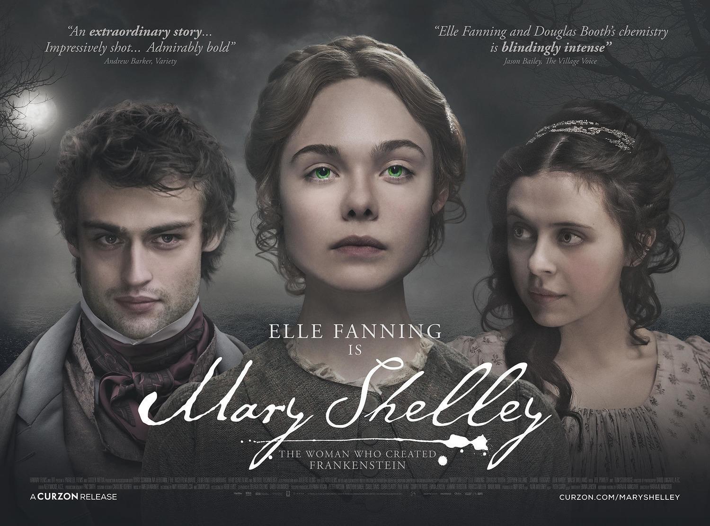 Mary Shelley, poco más que una película romántica de época con ...
