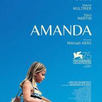 """D'A Film Festival Barcelona 2019: """"Amanda"""", sobrevivir la tragedia"""