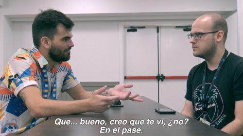"""Entrevista a Fernando Polanco, guionista de """"La jauría"""""""