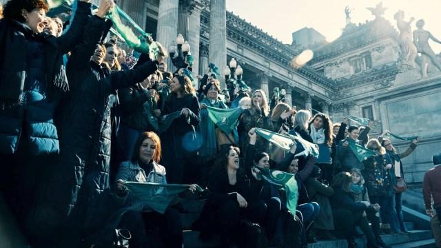 La ola verde de Juan Solanas