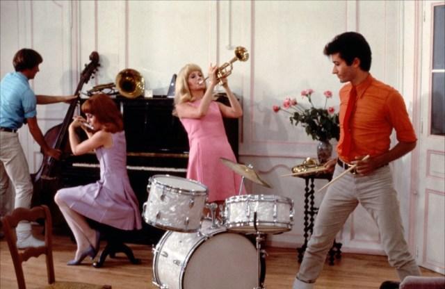 Musicales: Las señoritas de Rochefort (Les demoiselles de Rochefort, 1967)
