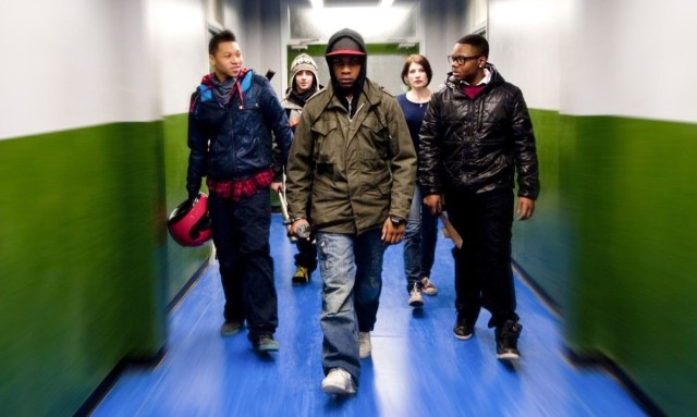 Attack the block: Apocalipsis en el cine
